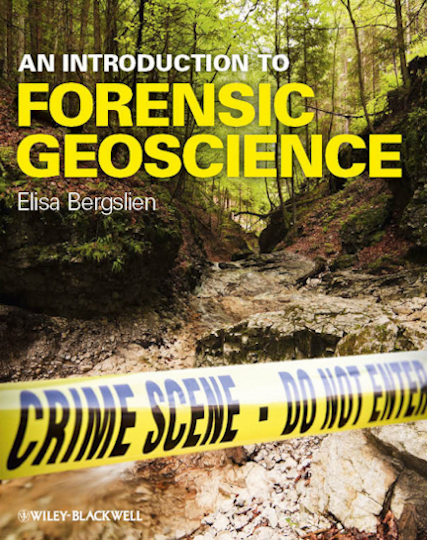 Cover of An Introduction to Forensic Geoscience