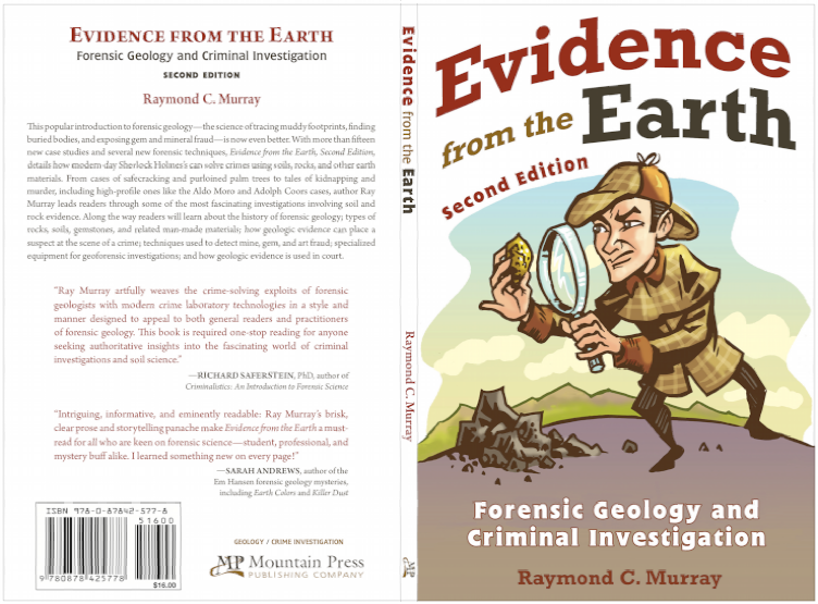 Cover of 2nd edition of Evidence from the Earth by Raymond Murray
